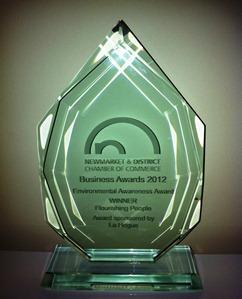 NDCC Award