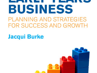 It's here! – Building Your Early Years Business