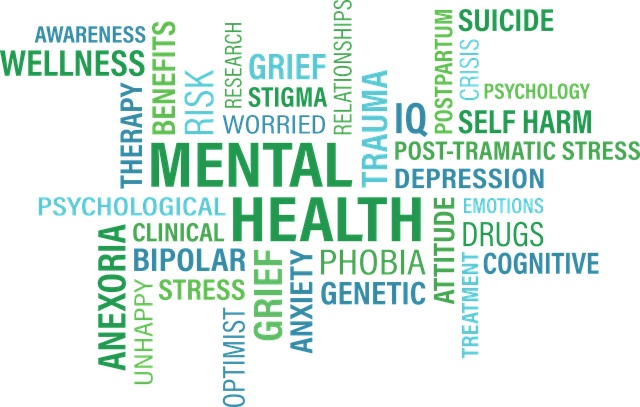 Mental health at work stress management training